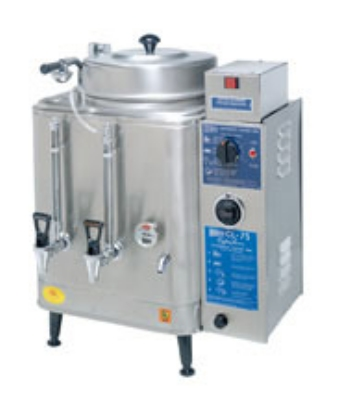 Grindmaster - Cecilware CL75N 1202401 Single Automatic Coffee Urn, 3-Gallon Capacity, 120/240/1 V