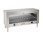 "Grindmaster - Cecilware CM24M 24"" Metal Element Electric Cheese Melter, 120/1v"