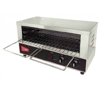 cecilware CMS24Q 24 in Countertop Cheesemelter Restaurant Supply