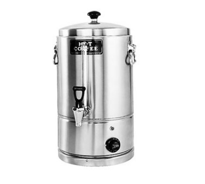 Grindmaster - Cecilware CS113 3-Gallon Portable Hot Water Boiler, Stainless