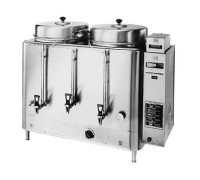 Grindmaster - Cecilware FE300 120240 Automatic Coffee Urn, Twin 10 gal, 120/240/3