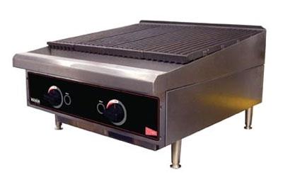 cecilware GCB24 Magnum Charbroiler Medium Duty Restaurant Supply