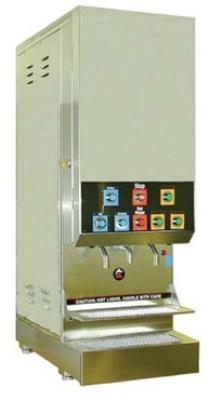 Grindmaster - Cecilware JAVA GIANT 2 High Volume Liquid Coffee Dispenser, (2) 14-lb Hopper Capacity