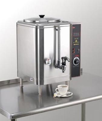Grindmaster - Cecilware ME10EN 2401 10 gal Water Boiler, Single Liner, Auto Refill, Stainle
