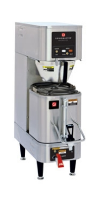 Grindmaster - Cecilware P300E Shuttle Coffee Brewer For 1.5-Gal, Automatic, S
