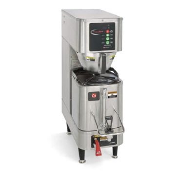 Grindmaster - Cecilware PB-330 120240 Shuttle Coffee Brewer For 1.5-Gal, Digital, 3-Portio