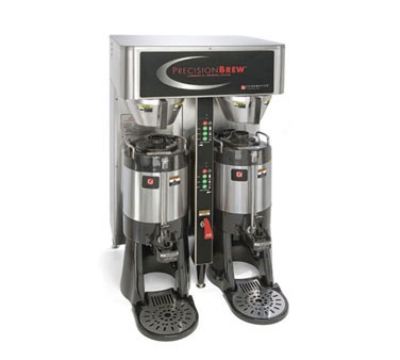 Grindmaster - Cecilware PBIC-430 208 Digital Shuttle Brewer, (2)VS-1.5S Shuttle & Stand, 208 V