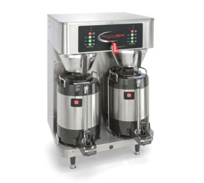 Grindmaster - Cecilware PBVSA-430 120208 Digital Shuttle Brewer, (2)VS-1.5S Shuttle, 120/208 V