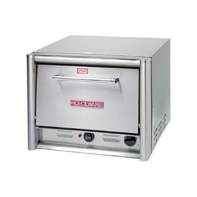 Grindmaster - Cecilware PO22 Electric Single Deck Countertop Pizza Oven, 220v/1ph