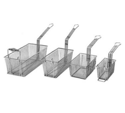 Grindmaster - Cecilware V006A 10 lb Gas Fry Basket, Front Hook Placement, 3-1/2 x 8-3