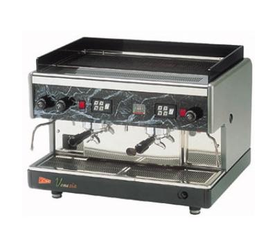 Cecilware/Grindmaster VAE2 Venezia Espresso Machine w/ Volumetric Control 480 Demi Tasse Cups/Hr 120V Restaurant Supply