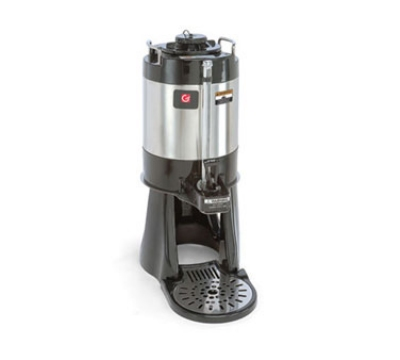 Grindmaster - Cecilware VS-1.0S 1.0 gal Vacuum Shuttle w/ Stand for VS Brewers, NSF