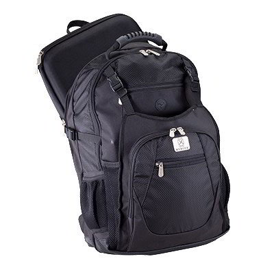 Mercer Cutlery M30600M Knife Pack Plus Backpack w/ 3-Main Compartments, IPOD Port & ID Holder