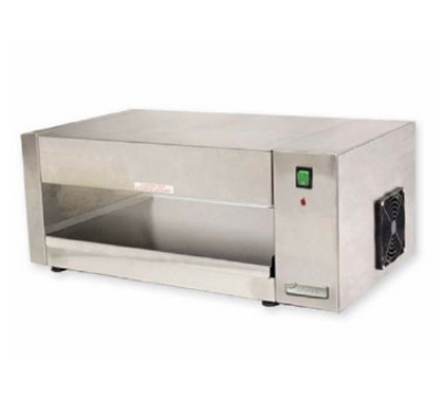 "Merco Savory 16005 24.25"" Quartz Element Electric Cheese Melter, 208/1v"