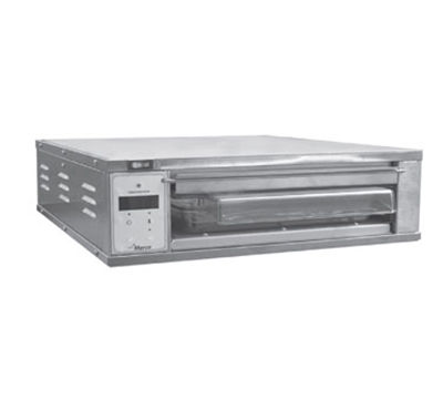 Merco Savory 86012 Modular Holding Cabinet w/ 1-Bin, 1-Cavity, Right Hand Controls Stainless 120/1V