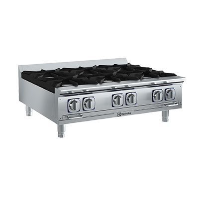Electrolux 169002 LP 36-in  Countertop Boiling Top Hot Plate, Stainless, LP