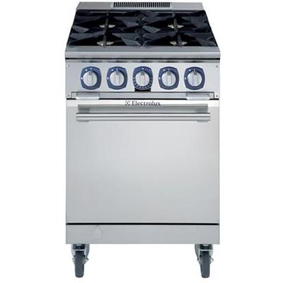 "Electrolux 169038 24"" 4-Burner Gas Range, NG"