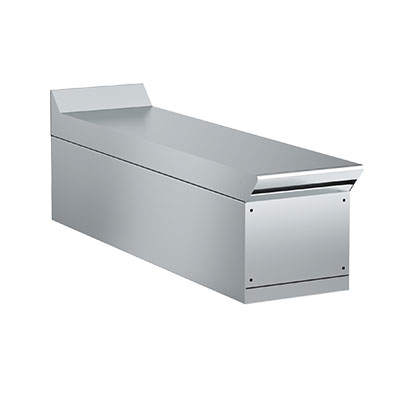 Electrolux 169043 8-in Restaurant Range Worktop, Ambient, Stainless