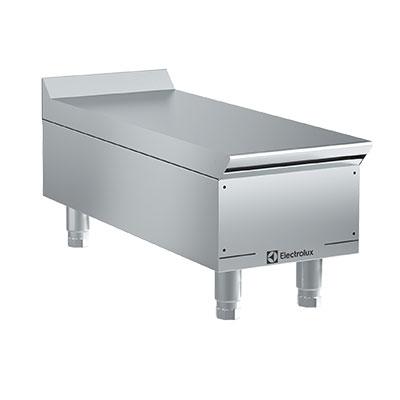 Electrolux 169063 12-in Restaurant Range Worktop, Stainless
