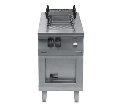 Electrolux 584138NG Range Line 10.5-Gallon Pasta Cooker, 49,000-BTU, NG