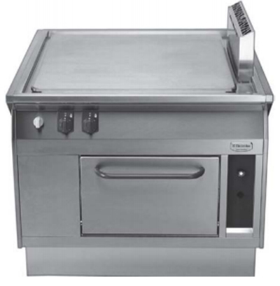 "Electrolux 584163NG 39.38"" Gas Range with Solid Top, NG"