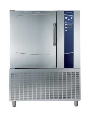 "Electrolux 726343 49.19"" Floor Model Blast Chiller - (10) Full Sheet Pan Capacity, 208v/3ph"