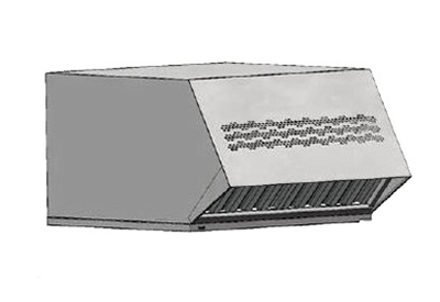 Electrolux 9R0015 Condensate Hood - Fits Models 267280, 267320, 267282, & 267322, Stainless