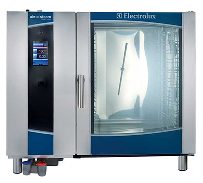 Electrolux 267323 Full-Size Combi Oven w/ 10-Pan Capacity & Touch Control Panel