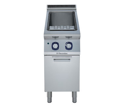 Electrolux 391203 Pasta Cooker, 10.5-gal Tank & Auto Starch Removal, 66-lb/hr Capacity, 208/3 V