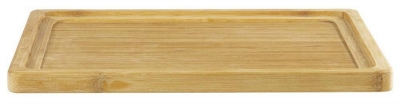 Emile Henry 007530 Wooden Brasserie Grill Tray