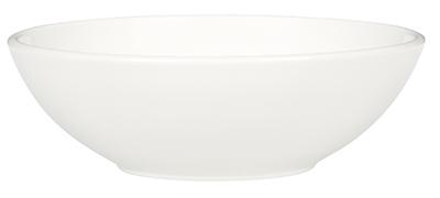 Emile Henry 112122 10-oz Salad Bowl, 9-in, Ceramic, Nougat