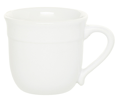 Emile Henry 118714 14-oz Ceramic Traditional Mug, S