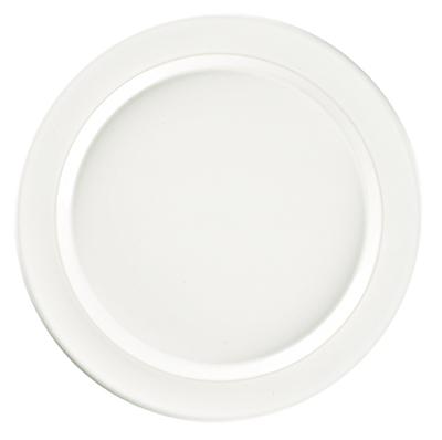 Emile Henry 118878 11-in Dinner Plate, Ceramic, Nougat