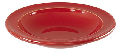 Emile Henry 338871 16-oz Soup Pasta Bowl, 9-in, Ceramic, Ceri