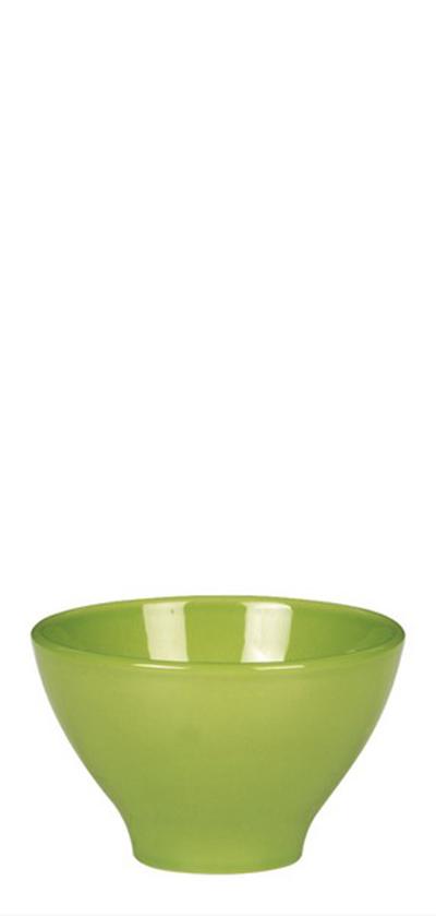 Emile Henry 752110 7-oz Japanese Bowl, Ceramic, Green Apple