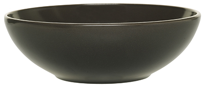Emile Henry 792128 3.4-qt Salad Bowl, 11-in, Ceramic, Slate