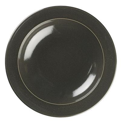 Emile Henry 798871 16-oz Soup Pasta Bowl, 9-in, Ceramic, Slate