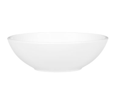 Emile Henry 052122 10-oz Salad Bowl, 9-in, Ceramic, Blanc