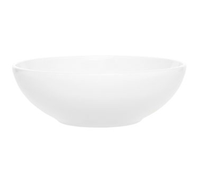 Emile Henry 052128 3.4-qt Salad Bowl, 11-in, Ceramic, Blanc