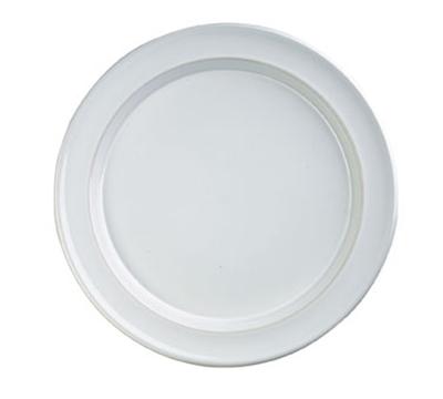 Emile Henry 058870 8-in Salad Dessert Plate, Ceramic, Blanc