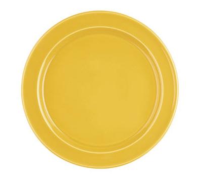 Emile Henry 038878 11-in Dinner Plate, Ceramic, Citron
