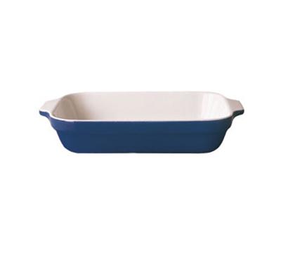 Emile Henry 539609 85-qt Lasagna Dish, 7-in, Ceramic, Azur