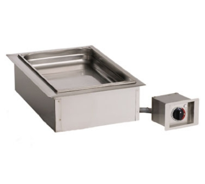 Alto Shaam 100-HW/D4 120 Drop-In Hot Food Well Unit, (1) Full-Size Pan, Stainless, 120 V
