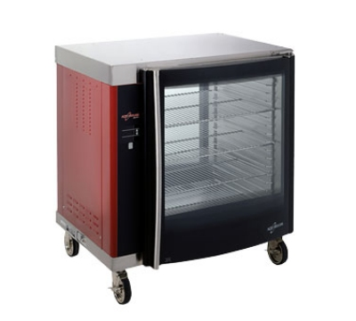Alto Shaam AR-7H-DBLPANE 2303 Holding Cabinet, 1-Compartment, Double Pane Glass, Stainless, Export