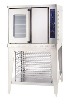 Alto Shaam ASC-4G LP Full-Size Convection Oven w/ Single Deck, Manual Control, LP