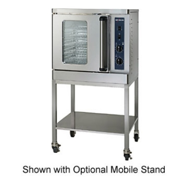 Alto Shaam ASC-2E 2401 Half-Size Convection Oven w/ Single Deck, Manual Control, 240/1 V