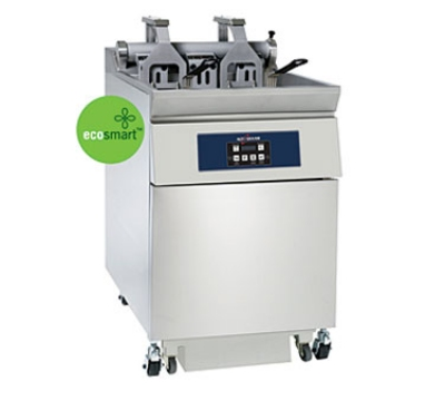 Alto Shaam ASF-75E 4803 73-lb High Volume Fryer w/ 2-Baskets, 480/3 V