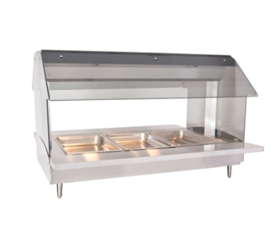 Alto Shaam HFT2-300 2301 Countertop Hot Food Table, 48-in W, (3) 1/1 GN Capacity, Export
