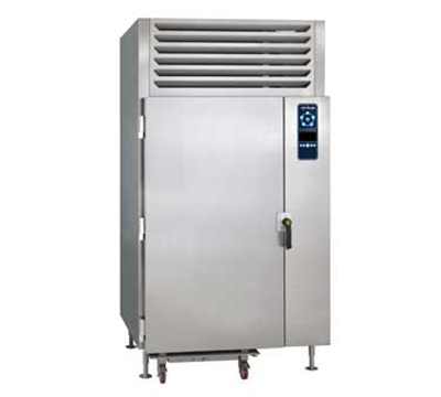 "Alto Shaam QC2-100 1151 51"" Floor Model Blast Chiller - (20) Full Hotel Pan Capacity, Roll-In, 115v"