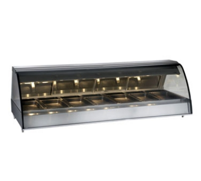 Alto Shaam TY2-96/PL-SS Full & Self Serve Deli Display Case, Countertop, 96-in, Stainless